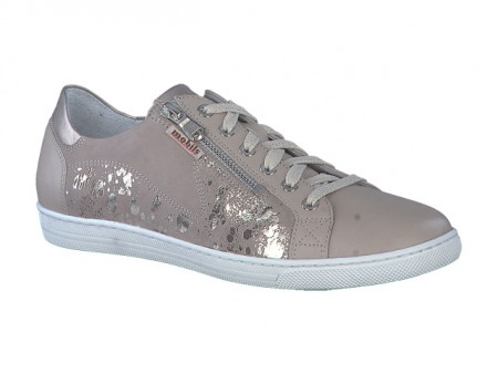 Mephisto Mobils ergonomic Hawai Shiny light taupe.