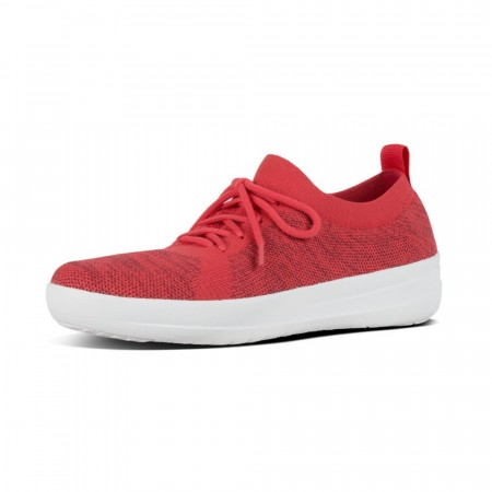 Fitfop - F-Sporty Uberknit Passion Red Mix
