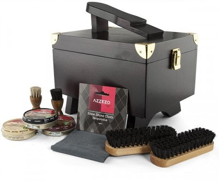 Kiwi Shoe Care Box