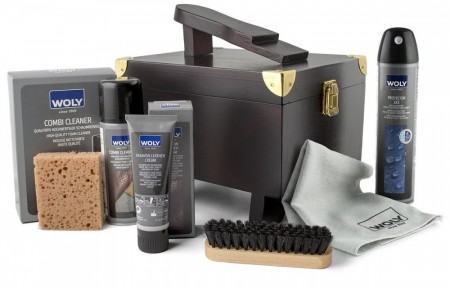 Woly Shoe Care Box
