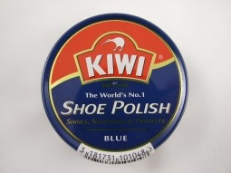 Kiwi Shoe Polish - Blue